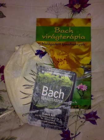 Dr. Edward Bach: Bach virágterápia - Válogatott tanulmányok + Bach virágterápia kártyasorozat